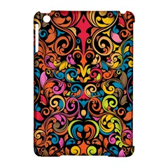Art Traditional Pattern Apple Ipad Mini Hardshell Case (compatible With Smart Cover) by Onesevenart