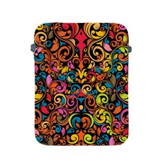 Art Traditional Pattern Apple Ipad 2/3/4 Protective Soft Cases by Onesevenart