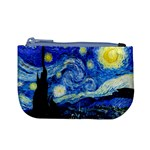 Starry Night Coin Change Purse