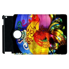 Chinese Zodiac Signs Apple Ipad 2 Flip 360 Case by Onesevenart