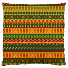 Mexican Pattern Standard Flano Cushion Case (one Side) by Onesevenart