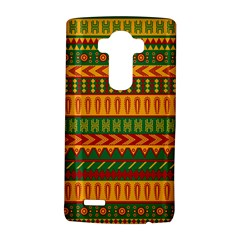 Mexican Pattern Lg G4 Hardshell Case by Onesevenart