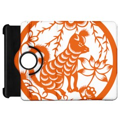 Chinese Zodiac Dog Kindle Fire Hd 7  by Onesevenart