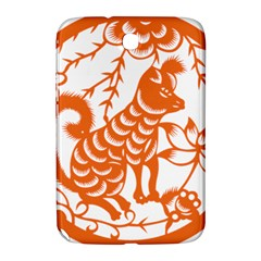 Chinese Zodiac Dog Samsung Galaxy Note 8 0 N5100 Hardshell Case  by Onesevenart