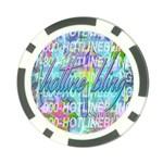 Drake 1 800 Hotline Bling Poker Chip Card Guard (10 pack)