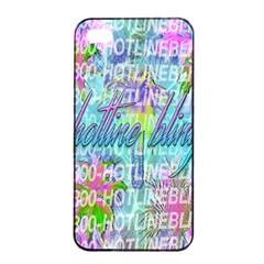Drake 1 800 Hotline Bling Apple Iphone 4/4s Seamless Case (black) by Onesevenart