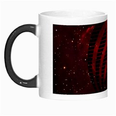 Bassnectar Galaxy Nebula Morph Mugs by Onesevenart