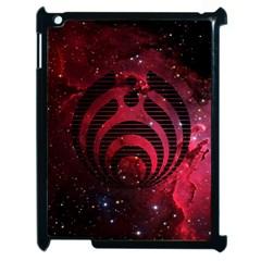 Bassnectar Galaxy Nebula Apple Ipad 2 Case (black) by Onesevenart
