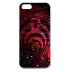 Bassnectar Galaxy Nebula Apple Seamless Iphone 5 Case (clear) by Onesevenart
