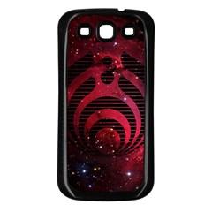 Bassnectar Galaxy Nebula Samsung Galaxy S3 Back Case (black) by Onesevenart