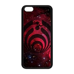 Bassnectar Galaxy Nebula Apple Iphone 5c Seamless Case (black) by Onesevenart