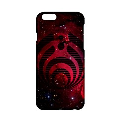 Bassnectar Galaxy Nebula Apple Iphone 6/6s Hardshell Case by Onesevenart