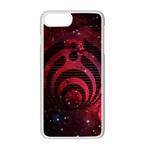 Bassnectar Galaxy Nebula Apple iPhone 7 Plus White Seamless Case