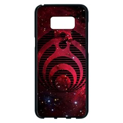 Bassnectar Galaxy Nebula Samsung Galaxy S8 Plus Black Seamless Case by Onesevenart