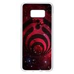 Bassnectar Galaxy Nebula Samsung Galaxy S8 Plus White Seamless Case