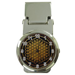 Bring Me The Horizon Cover Album Gold Money Clip Watches by Onesevenart
