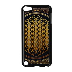 Bring Me The Horizon Cover Album Gold Apple Ipod Touch 5 Case (black) by Onesevenart