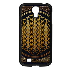 Bring Me The Horizon Cover Album Gold Samsung Galaxy S4 I9500/ I9505 Case (black) by Onesevenart