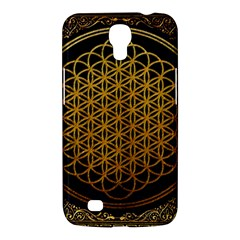 Bring Me The Horizon Cover Album Gold Samsung Galaxy Mega 6 3  I9200 Hardshell Case by Onesevenart