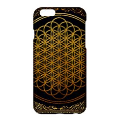Bring Me The Horizon Cover Album Gold Apple Iphone 6 Plus/6s Plus Hardshell Case by Onesevenart