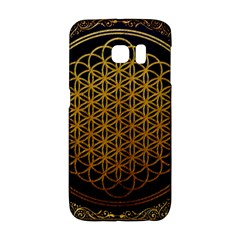 Bring Me The Horizon Cover Album Gold Galaxy S6 Edge by Onesevenart