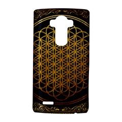 Bring Me The Horizon Cover Album Gold Lg G4 Hardshell Case by Onesevenart
