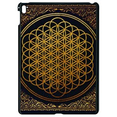 Bring Me The Horizon Cover Album Gold Apple Ipad Pro 9 7   Black Seamless Case by Onesevenart