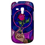 Enchanted Rose Stained Glass Galaxy S3 Mini