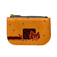 Nyan Cat Vintage Mini Coin Purses by Onesevenart