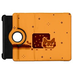 Nyan Cat Vintage Kindle Fire Hd 7  by Onesevenart