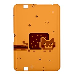Nyan Cat Vintage Kindle Fire Hd 8 9  by Onesevenart