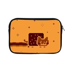 Nyan Cat Vintage Apple Ipad Mini Zipper Cases by Onesevenart