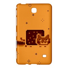 Nyan Cat Vintage Samsung Galaxy Tab 4 (8 ) Hardshell Case  by Onesevenart