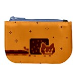 Nyan Cat Vintage Large Coin Purse