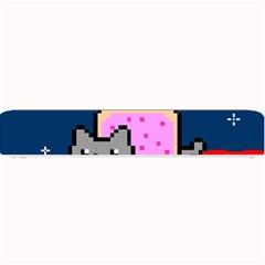 Nyan Cat Small Bar Mats by Onesevenart