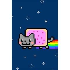 Nyan Cat 5 5  X 8 5  Notebooks by Onesevenart