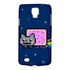 Nyan Cat Galaxy S4 Active by Onesevenart