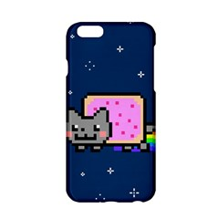Nyan Cat Apple Iphone 6/6s Hardshell Case by Onesevenart