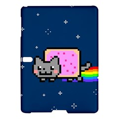 Nyan Cat Samsung Galaxy Tab S (10 5 ) Hardshell Case  by Onesevenart