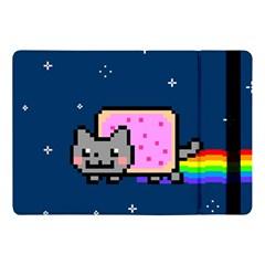Nyan Cat Apple Ipad Pro 10 5   Flip Case by Onesevenart