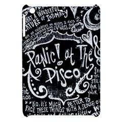 Panic ! At The Disco Lyric Quotes Apple Ipad Mini Hardshell Case by Onesevenart