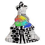 Panic ! At The Disco Christmas Tree Ornament (Two Sides)