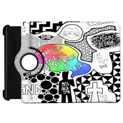 Panic ! At The Disco Kindle Fire Hd 7  by Onesevenart