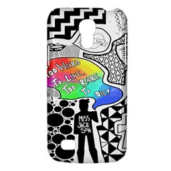 Panic ! At The Disco Galaxy S4 Mini by Onesevenart