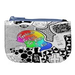 Panic ! At The Disco Large Coin Purse