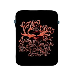 Panic At The Disco   Lying Is The Most Fun A Girl Have Without Taking Her Clothes Apple Ipad 2/3/4 Protective Soft Cases by Onesevenart