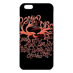 Panic At The Disco   Lying Is The Most Fun A Girl Have Without Taking Her Clothes Iphone 6 Plus/6s Plus Tpu Case by Onesevenart