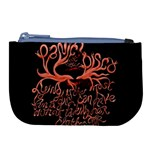 Panic At The Disco   Lying Is The Most Fun A Girl Have Without Taking Her Clothes Large Coin Purse
