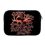 Panic At The Disco   Lying Is The Most Fun A Girl Have Without Taking Her Clothes Apple MacBook Pro 17  Zipper Case