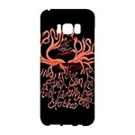Panic At The Disco   Lying Is The Most Fun A Girl Have Without Taking Her Clothes Samsung Galaxy S8 Hardshell Case